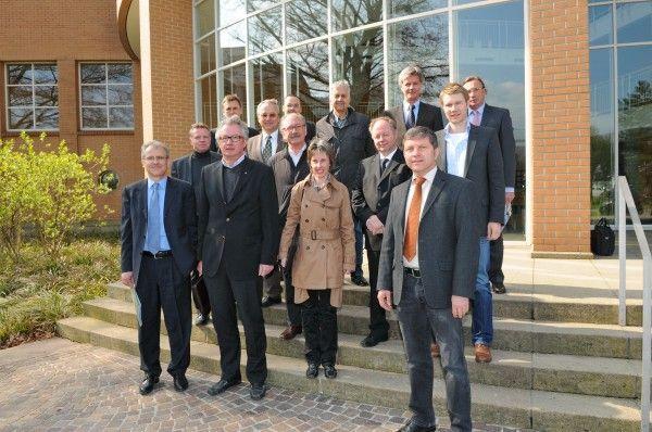 Energieeffizienz Netzwerk Vorarlberg gegründet.