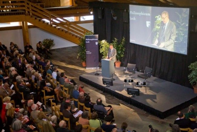 Kulturwissenschaftliches Symposium von 19. bis 23. September in Lech.