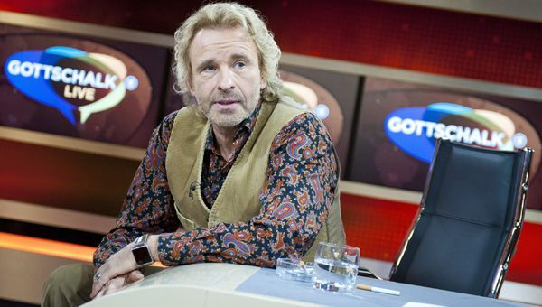 """""""Gottschalk live"""" in der ARD wird mit Anfang Juni eingestellt."""