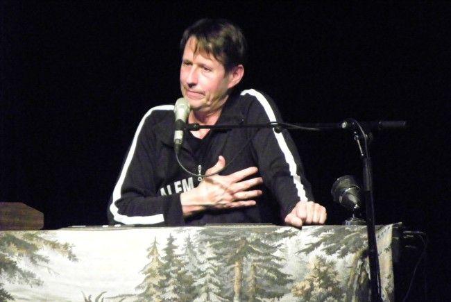 Kabarettist Andreas Rebers