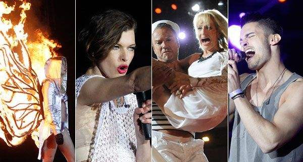 Alle Hightlights vom Life Ball 2012
