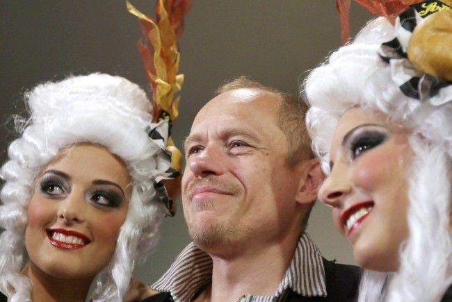 Gery Keszler verriet in einer Pressekonferenz Einzelheiten zum Life Ball 2012.