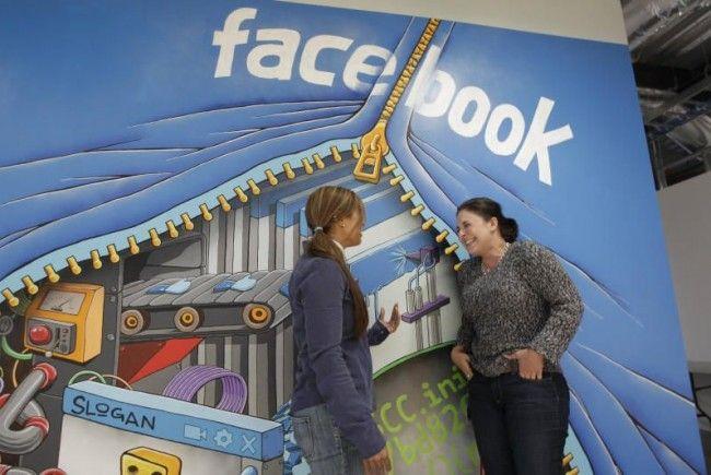 Anleger reißen sich um die Aktien von Facebook.