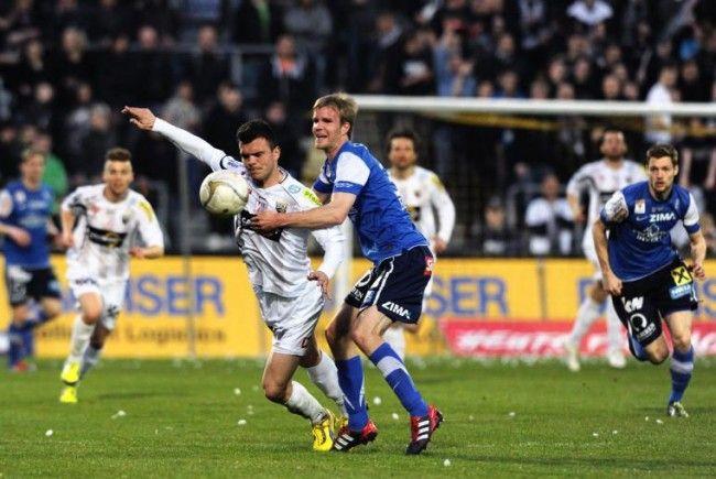 FC Lustenau kämpft um den Klassenerhalt