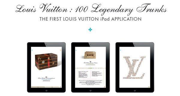 Neue iPad-App für Fashion-Fans.