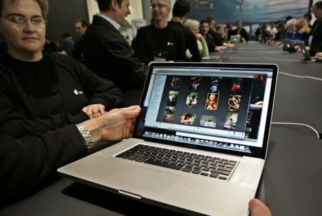 Neues MacBook soll auf iPad-Display setzen.