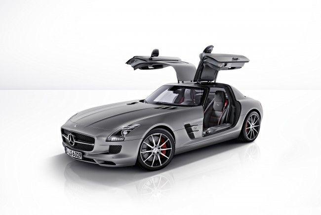 Sportlicher Feinschliff für Mercedes SLS AMG GT