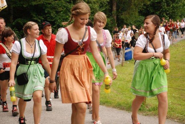 Foto vom letztjährigen Konzertlauf