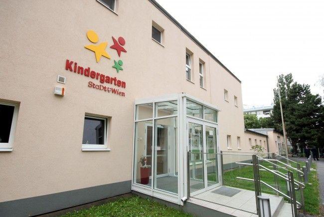 50 Jahre alter Kindergarten in Brigittenau erstrahlt in neuem Glanz