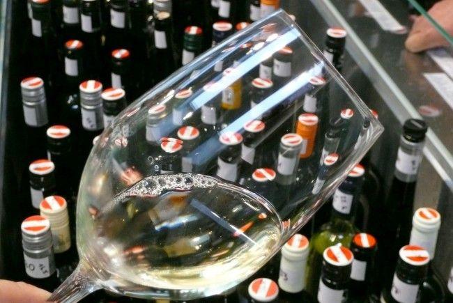 Viele feine Weine gibt's beim Weinfest am Spittelberg am 15. und 16. Juni zu verkosten