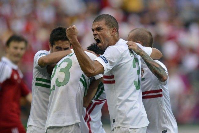 Portugal bleibt weiter im Rennen.