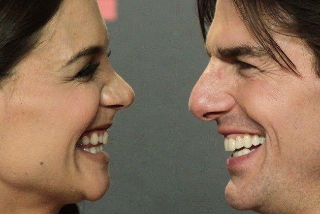 Katie Holmes und Tom Cruise: Scheidung! 