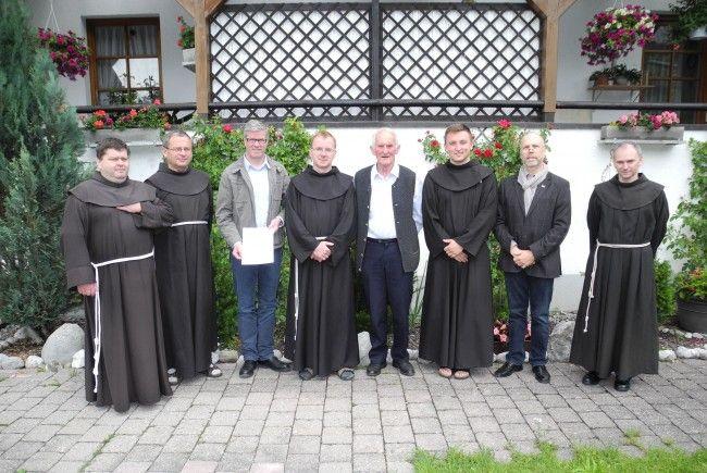 Zukunft des Franziskanerklosters in Bezau gesichert
