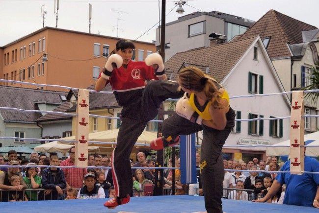 Bregenz lädt zu Fight Night und Hafenfest