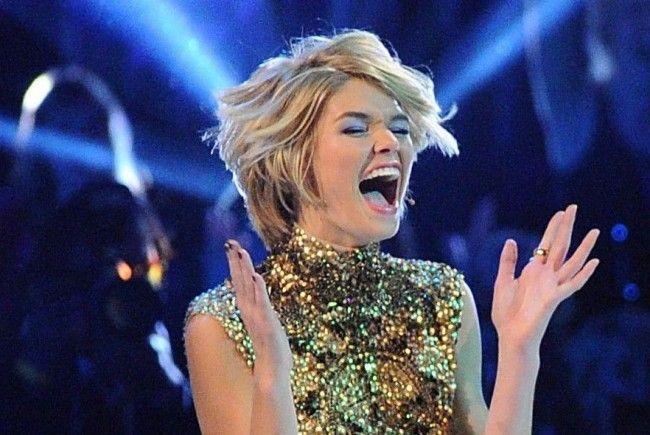 "Luisa Hartema ist ""Germanys Next Topmodel""-Siegerin 2012."