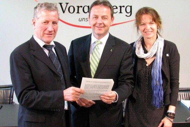 Landesumweltreferentenkonferenz tagte in Bregenz