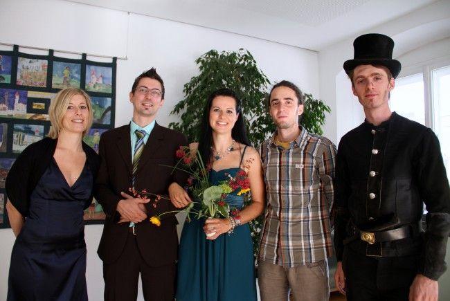 Silvia Cip und Mag. (FH) Johannes Hartmann haben geheiratet.