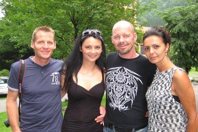 Milena Vuckovic und Drasko Vujinovic haben geheiratet.