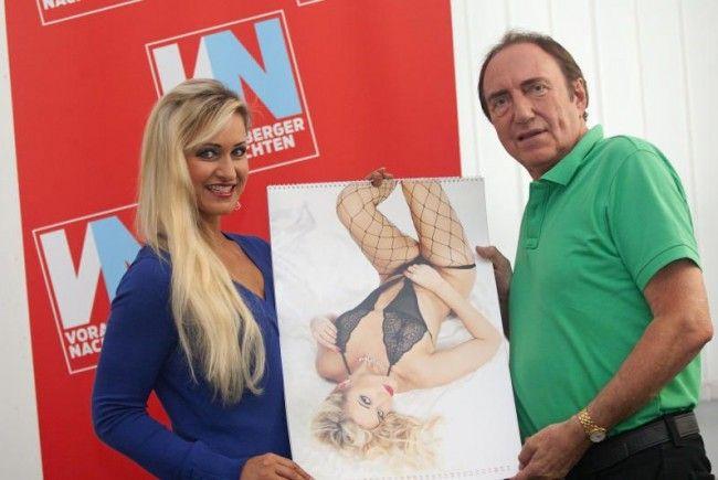 Eva und Hans Zellhofer haben einen ganz speziellen Kalender herausgebracht.