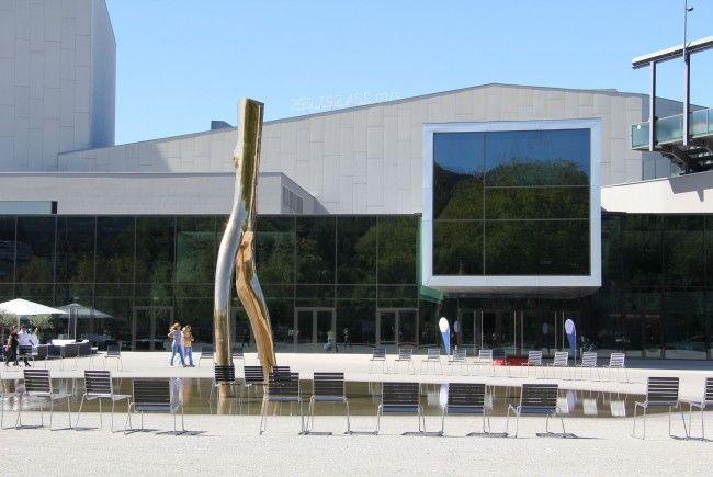433 Veranstaltungen brachten gute Zahlen für das Festspielhaus.