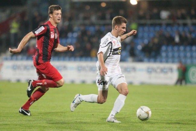 Thorsten Schick wechselt zum BL-Klub Admira Wacker.