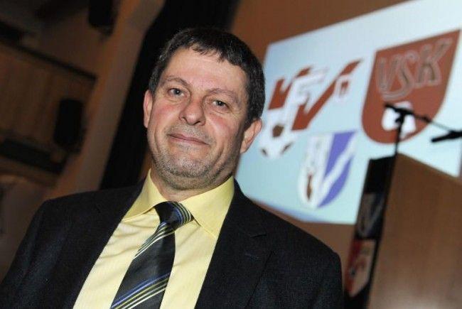 VSK-Präsident Nikolaus Baumann freut sich auf das Heimturnier.