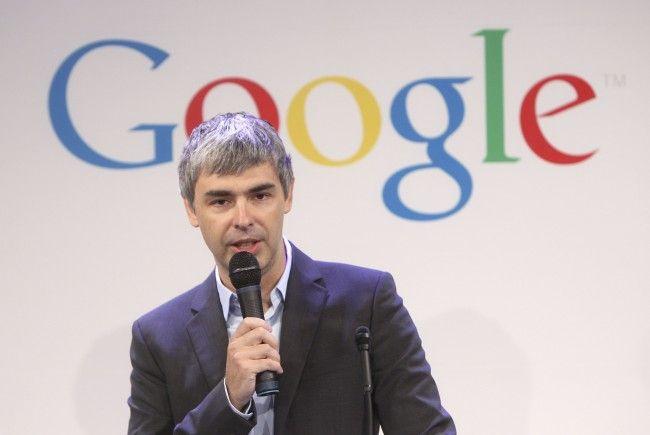 Larry Page wird der Google-Entwicklerkonferenz I/O fernbleiben.