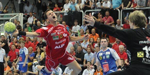 HC Hard holte mit Sieg gegen Tirol zweiten HLA-Titel.