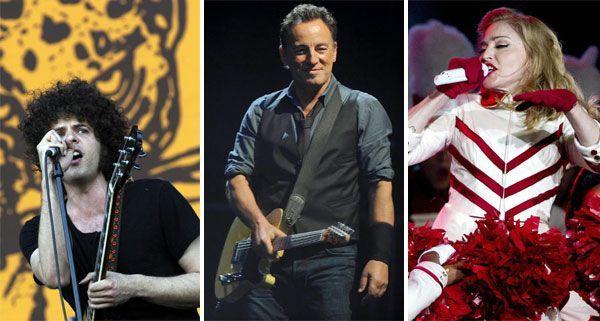 Wolfmother, Springsteen, Madonna und viele mehr im Juli live in Wien.