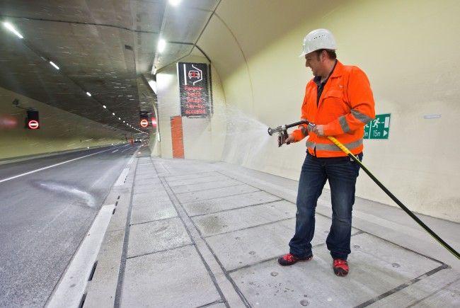 Radtour durch Pfändertunnel findet nicht statt.