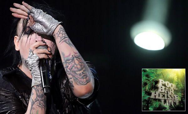 Marliyn Manson ist der Super-Act beim poolbar-Festival 2012.