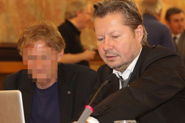 Nicolas Stieger, Anwalt von Kurt T., bezeichnete Jürgen H. in seinem Schlussvortrag mehrfach als Lügner.