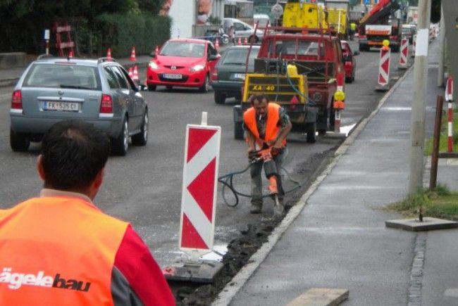 Erst 50, dann 30, jetzt null Prozent: Die ersten Entwürfe zum neuen Straßengesetz sahen vor, dass der Bürger zur Kasse gebeten wird.