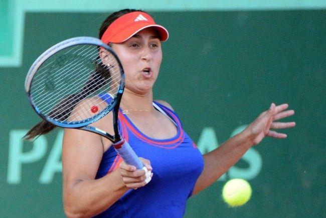 Tamira Paszek mit zuwenig Fed-Cup-Einsätzen