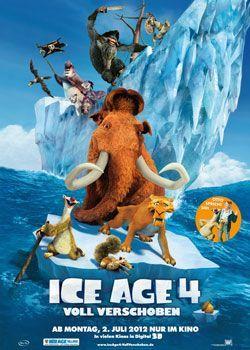 Ice Age 4 – Trailer und Kritik zum Film