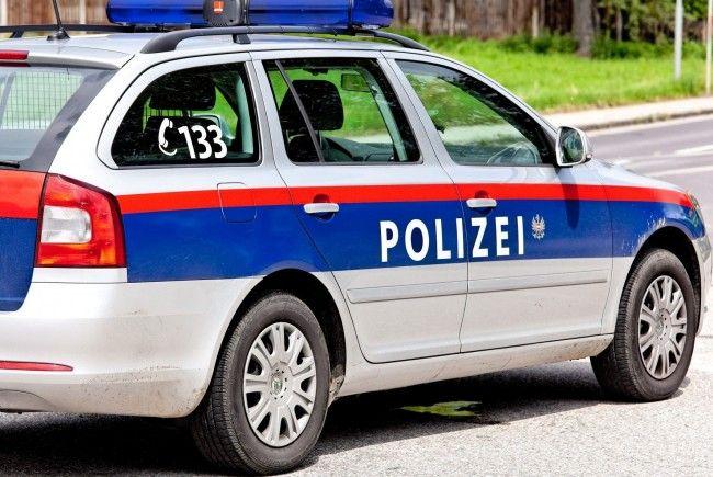 Betrunkener Autolenker fuhr Polizeiauto an.