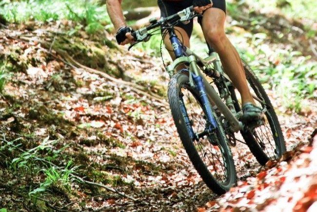 Schwerer Unfall von Mountainbiker in Hittisau