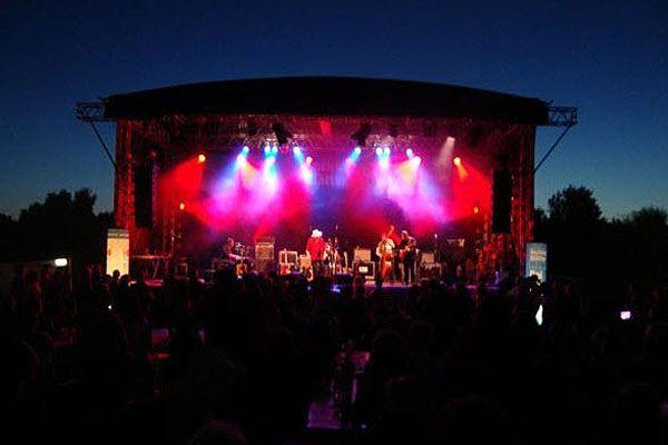 Am Samstag steht in St. Pölten das zehnte Summer Blues Festival auf dem Programm.