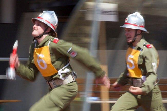 Startschuss für das Landesfeuerwehrfest 2012