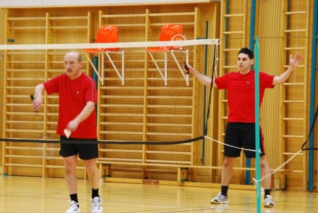 Badminton im Montafon