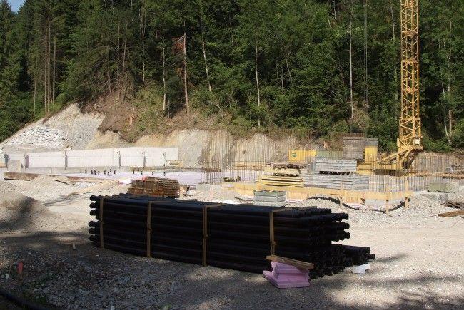 Bereits zum Frühjahr 2013 soll das Dienstleistungszentrum Blumenegg in Betrieb gehen.