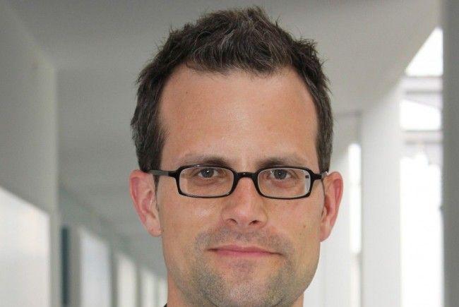: DI Thomas Künzler, PhD, ist neuer Leiter des Instituts für Medizinische Physik am Landeskrankenhaus Feldkirch