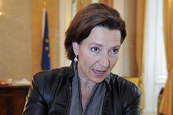 Frauenministerin Gabriele Heinisch-Hosek zeigte sich von der Wortmeldung von Brigitte Kashofer entsetzt