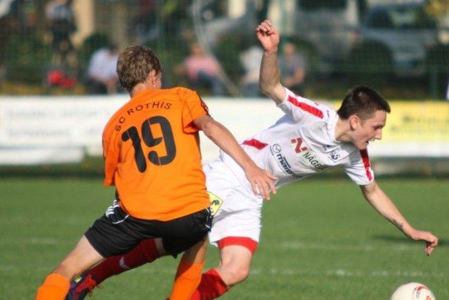 Fabian Koch erzielte beim 2:1-Finalsieg gegen Schlins einen Treffer und zählte zu den Besten.