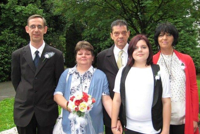 Ingrid Teufel und Friedrich Ferk haben geheiratet.