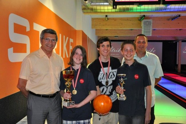 Bowling ist im Ländle im Aufwind und viele Talente holten schon Medaillen.
