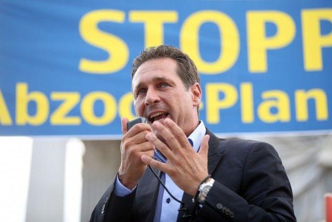 Klagt: Strache und die FPÖ wollen gegen ESM und Fiskalpakt vorgehen.