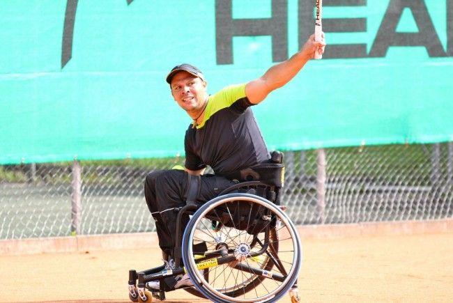 Thomas Flax holte sich den ersten Turniersieg auf Future-Ebene