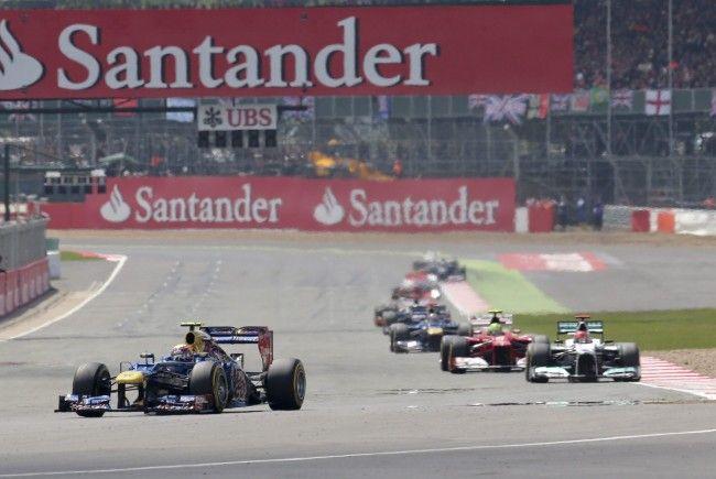Zweiter Saisonsieg für Red-Bull-Pilot - Titelverteidiger Vettel hinter Alonso Dritter.