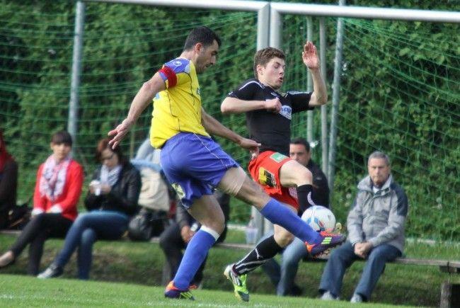Sehr schwierige Aufgabe für FC Wolfurt im ÖFB-Cup gegen BL-Klub Wr. Neustadt.